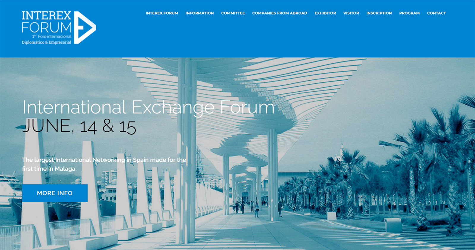 House of Balance® at Malaga Interex Forum