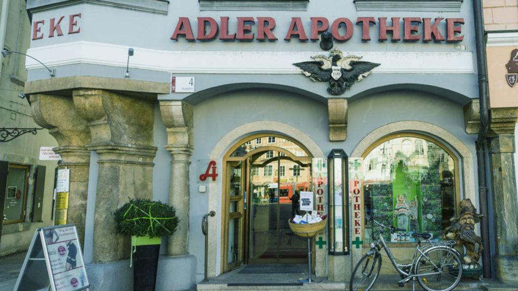 Adler Apotheke Graz - House of Balance