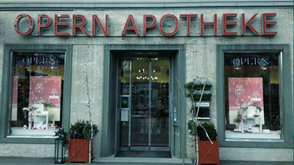 Opern Apotheke Graz - House of Balance