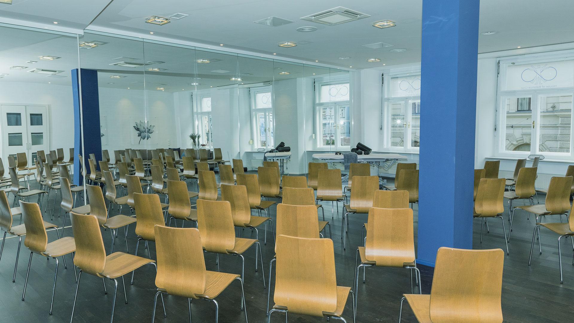 Seminarräume - House of Balance Graz