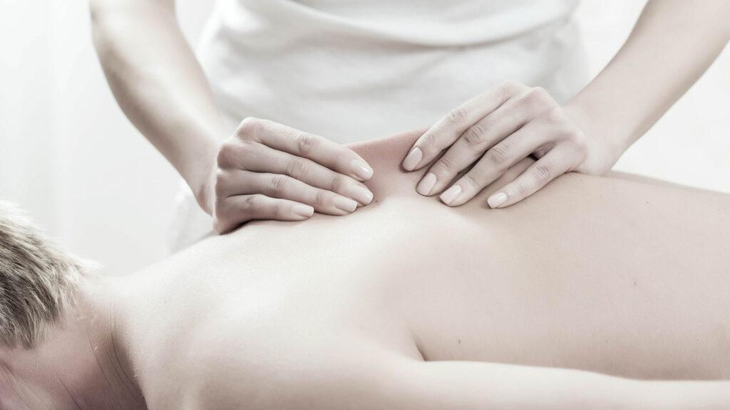 Bindegewebe Massage / Segmentmassage HOB Graz