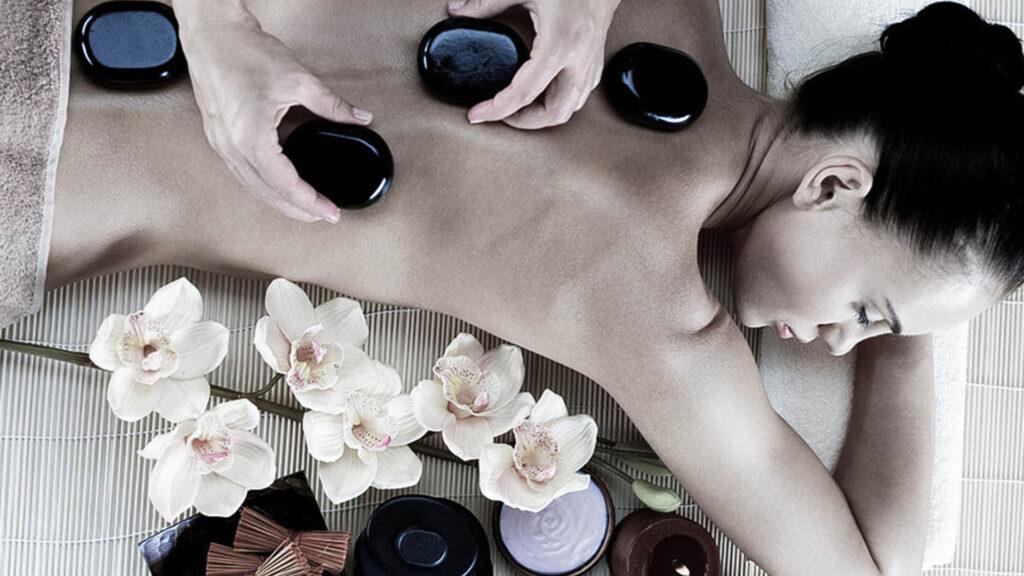 Hot-Stone – Massage HOB Graz