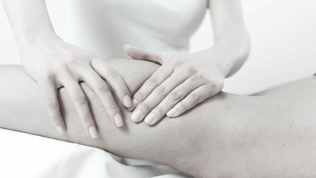 Lymphdrainage Massage
