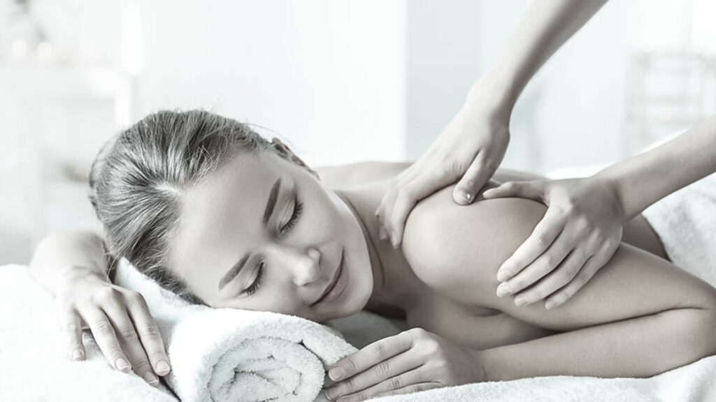 Full Body Massage HOB Graz