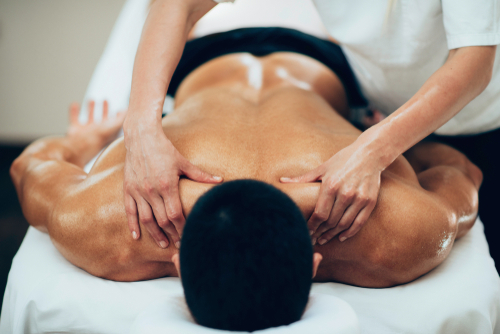 Sport Massage – Back and Shoulder - House of Balance Marbella / Eglee