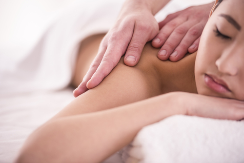 Swedish – Back and Shoulder Massage - House of Balance Marbella / Eglee