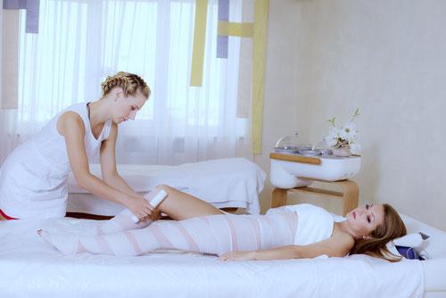 American Body Wrap - House of Balance Marbella / Eglee