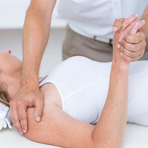 PHYSIOTHERAPIE IM HOUSE OF BALANCE