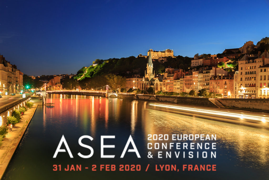 House of Balance Management Team attending the ASEA European Conference