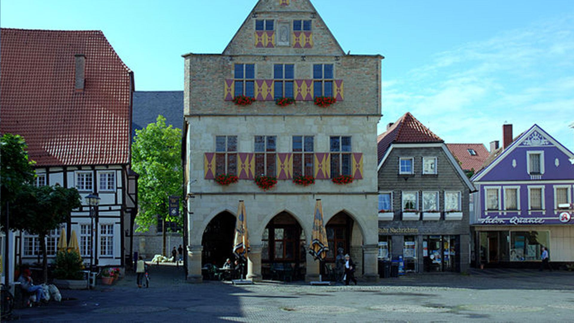 HOB Werne Deutschland (Germany)