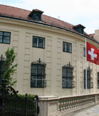 House of Balance @ the Swiss Embassy in Vienna / AT