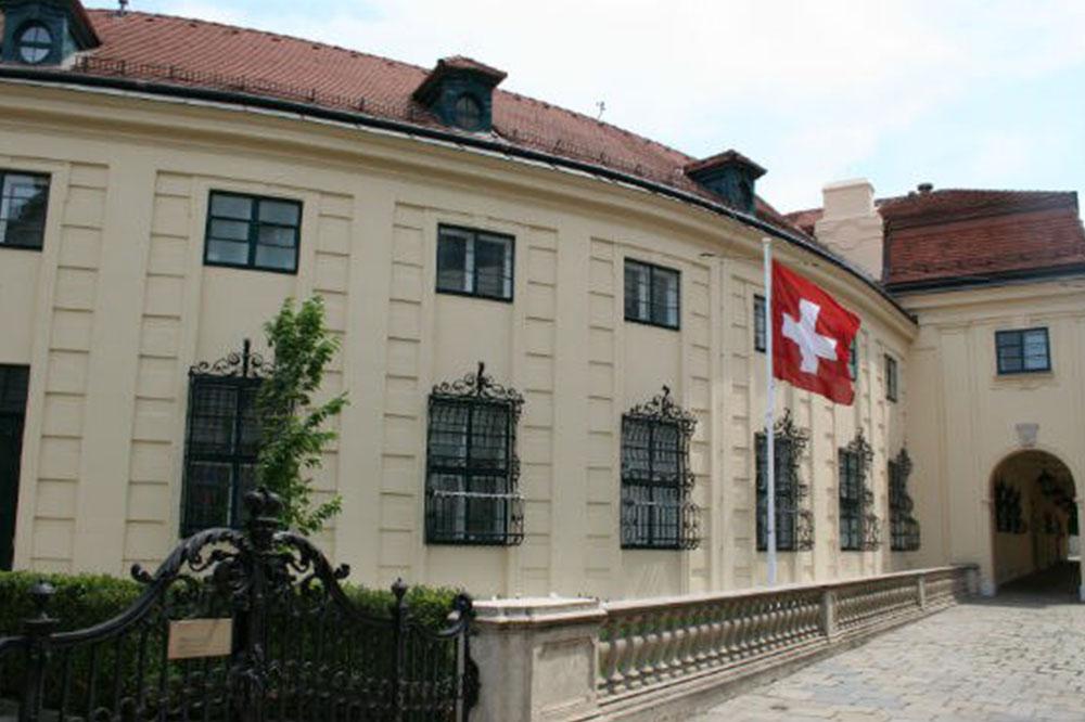 House of Balance @ the Swiss Embassy
