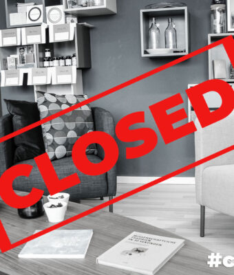 House of Balance closed until 30.04.2020